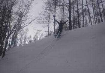 スノースレッド&ジャンプ